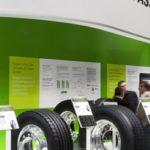 Посещение международных выставок грузовых шин